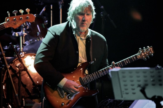 Dirk Edelhoff at OTC Band