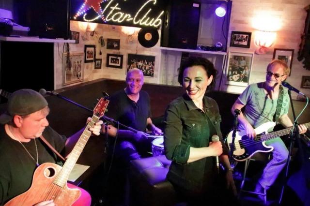 Go Music Unplugged 05/2018 - Dirk Edelhoff, Mel Gaynor, Sylvia Gonzalez Bolivar, Martin Engelien